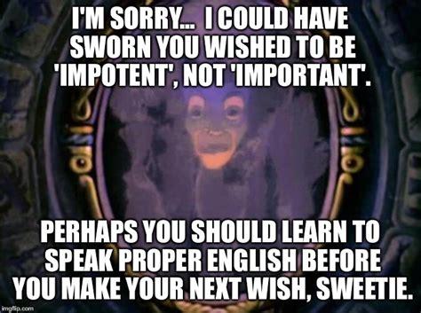 Proper English Meme - magic mirror imgflip