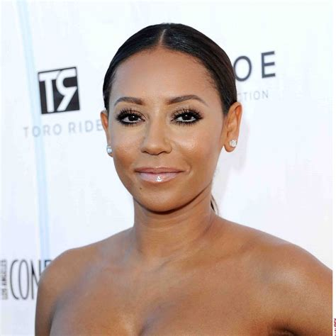 christa parker claims she had a five year affair with mel b i was like mel b s wife x factor judge denies lesbian