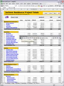 excel templates for construction estimating excel spreadsheet for construction management economy