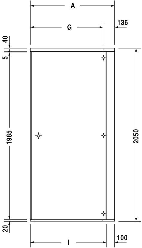 Shower Screen Dimensions downloads