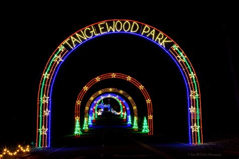 Tanglewood Festival Of Lights by Forsyth Family 187 Tanglewood S Festival Of Lights