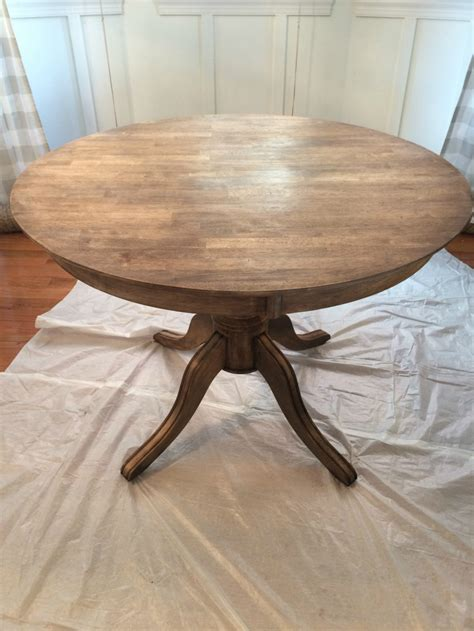 How To Restain Wood Furniture by How To Refinish A Table Home Stories A To Z Us237