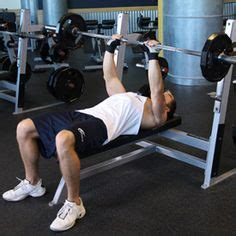 upper back pain after bench press 1000 images about chest delts tri biceps on pinterest