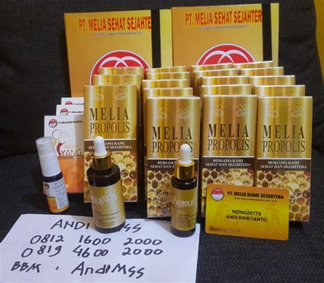 Melia Propolis 55 Ml harga propolis biyang melia propolis melia biyang