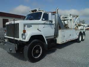 Truck Accessories Baton La 1984 Gmc Brigadier Wrecker Tow Truck For Sale 15470