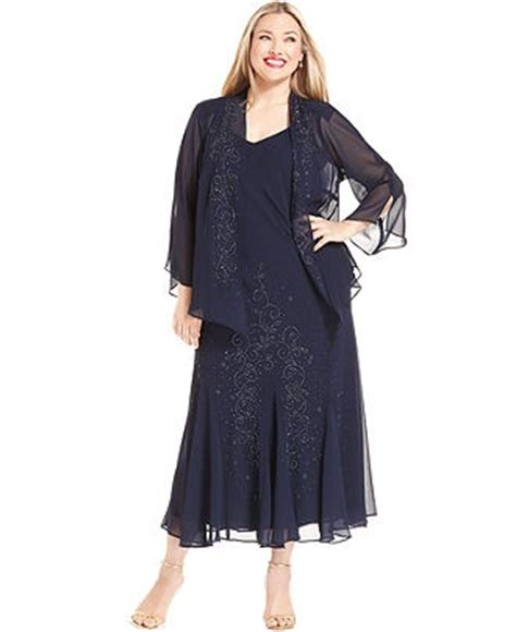 r m richards plus size beaded v neck dress and jacket r m richards plus size beaded v neck dress and jacket