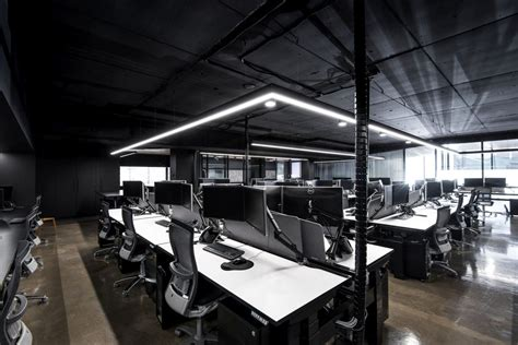 modern industrial office modern architecture office promotes task oriented design