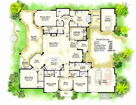 luxury homes house plans luxury one level house plans one story luxury home floor plans awesome luxury mansions
