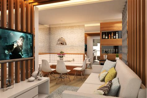 decorar apartamentos muy pequeños projetos de ambientes para apartamentos pequenos