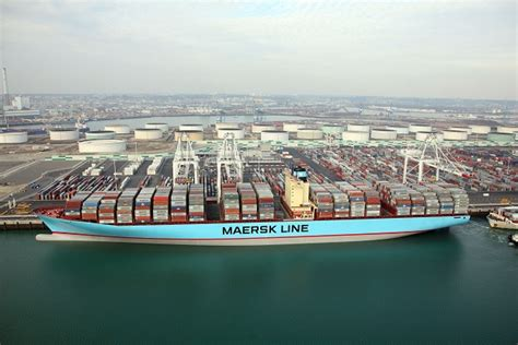 Mba Maersk International Shipping Education by Maritime Shipping Companies In The World