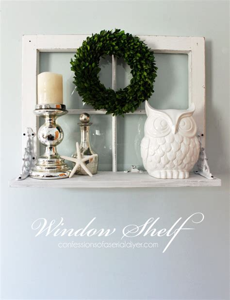 thrifty decorating old windows as wall decor 15 thrifty wall decor projects girl in the garage 174