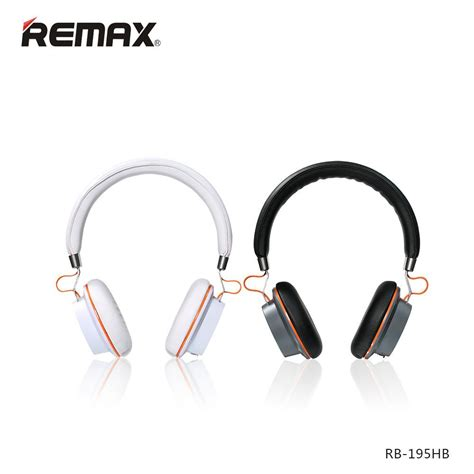 Bluetooth Headset Remax 195hb High Sound Quality remax official store bluetooth headphones sporty rb s7