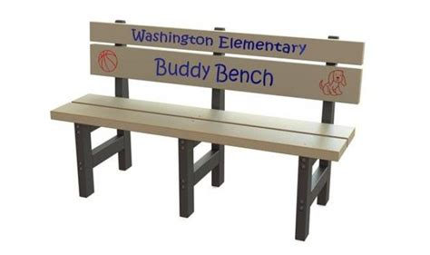 what is a buddy bench 17 best images about buddy benches and friendship seats on