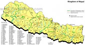 Nepal Maps by Gallery For Gt Nepali Map