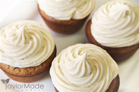 maple frosting banana nut cupcakes with maple frosting recipe dishmaps