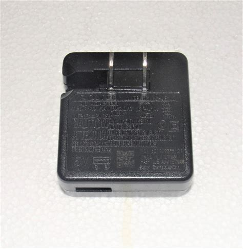 cargador para camara sony adaptador cargador ac ub10d para camaras sony bs 250