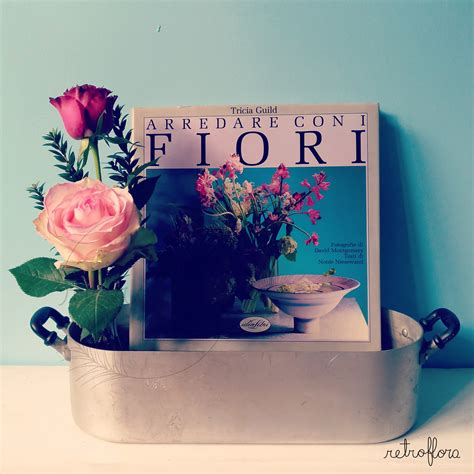 libro i fiori arredare con i fiori il libro