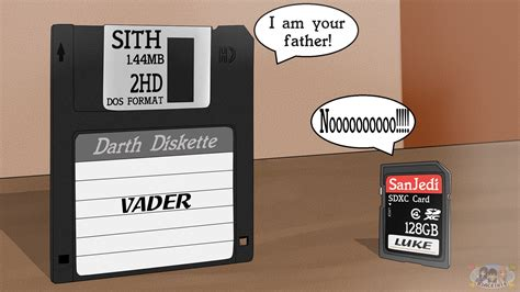 Disket Dos by Storagewars Diskette Vs Sdcard I Am Your By