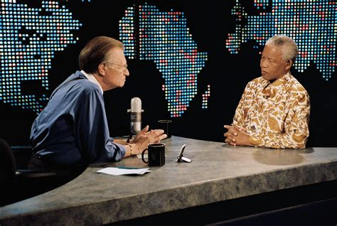 To Be Interviewed By Larry King by 25 Years Cnn