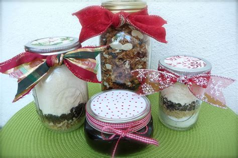 healthy homemade gifts in a jar 7 recipes tips for
