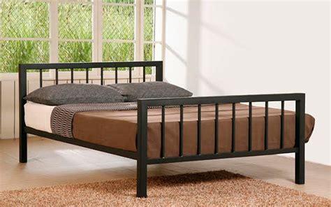 Mattress On Bed Frame Time Living Metro Metal Bed Frame Mattress