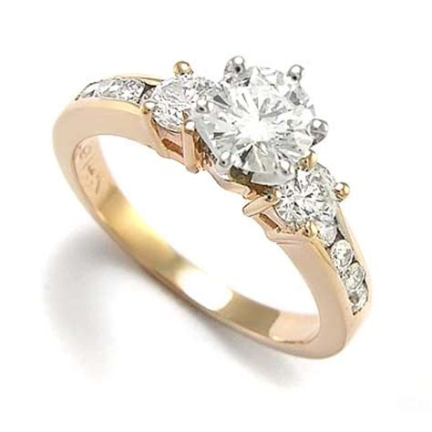 beautiful gold engagement rings the wedding specialists
