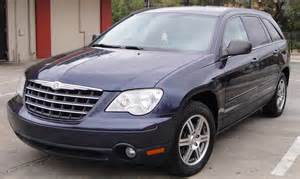Pontiac Pacifica 2008 Chrysler Pacifica Information And Photos Momentcar