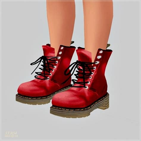 male combat boots  marigold sims  updates