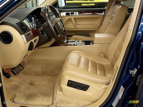 volkswagen touareg interior 2004 pure beige interior 2004 volkswagen touareg v8 photo