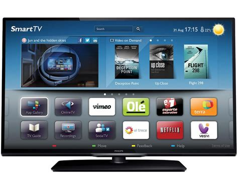 Tv Led 32 Inch Philips smart tv ofertas de smart tv magazine luiza