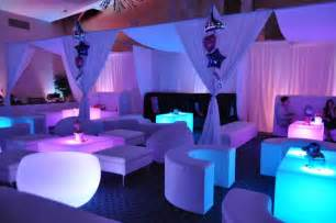 Lounge Decorations by Lounge Rentals Rental Miami