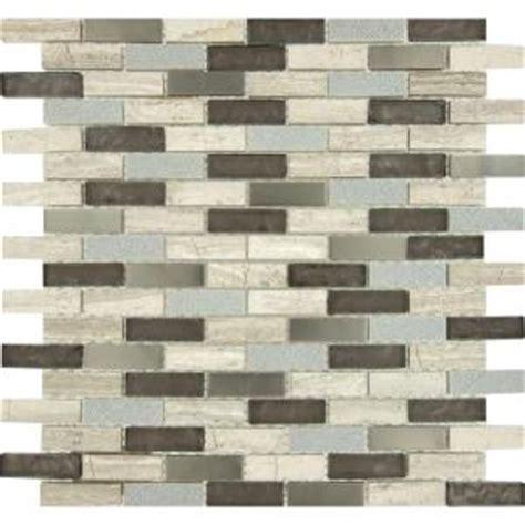 ms international chiaro brick 12 in x 12 in x 10 mm ms international diamante brick 12 in x 12 in x 8 mm