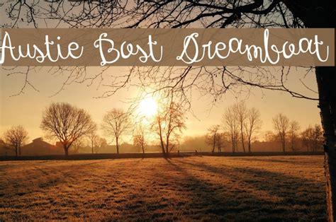 dream boat free austie bost dreamboat font free fonts download
