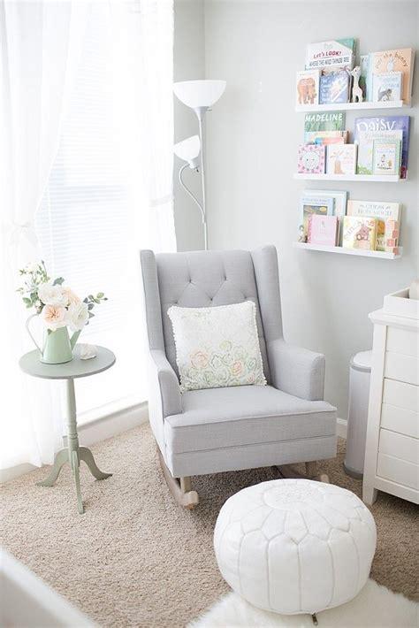 Gray Nursery Rocking Chair Best 25 Nursery Rocker Ideas On Baby Room Curtains Nursery Room And White Nursery