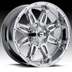 Custom Truck Wheels Fuel Hostage D529 Chrome Pvd Custom Truck Wheels Rims