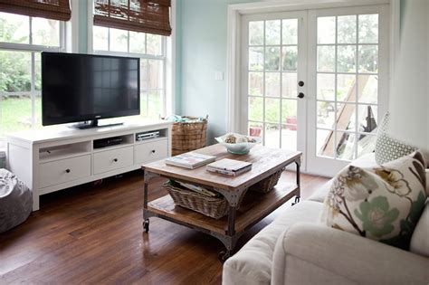 placing tv in front of window house tour co
