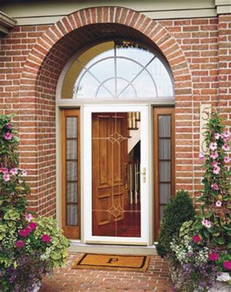 Front Doors That Let In Light 17 Best Images About Pella Doors On