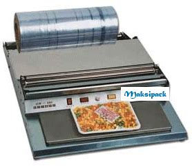 Mesin Wrapping Hw 450 Getra spesifikasi dan harga mesin pengemas wrapping toko mesin