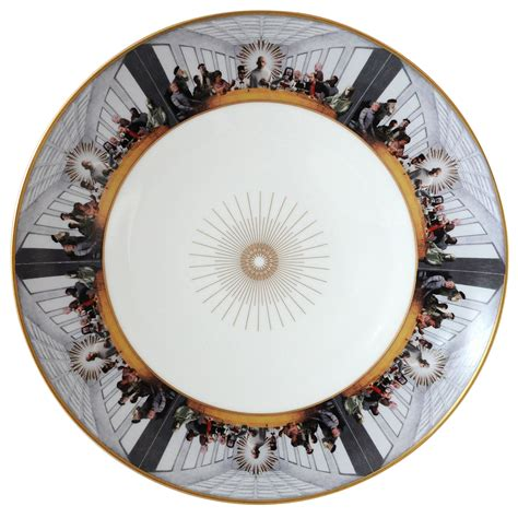 art plates l art de la table plates wallspin the zatista art blog
