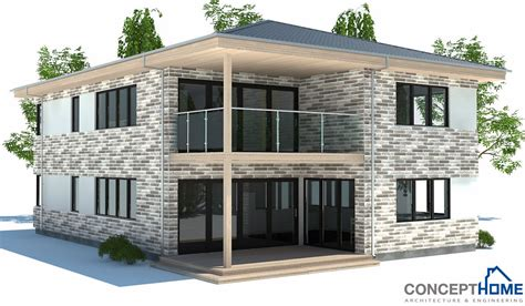 affordable modern house plans affordable home plans modern affordable home plan ch178
