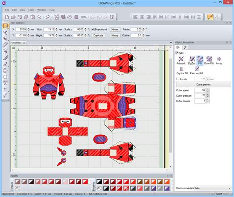 Drawings 8 Embroidery Software by Drawings 8 Embroidery Software
