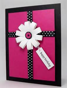 Simple Handmade Card Ideas - 17 best ideas about handmade cards on card