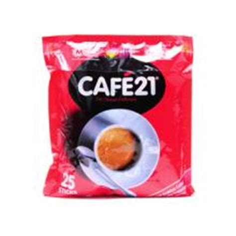 Cafe21 Cafe 21 Kopi 2in1 cafe 21 products singapore cafe 21 supplier