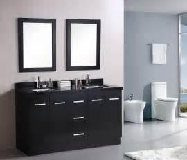 Modern double sink bathroom vanity cabinet square bathroom sinks
