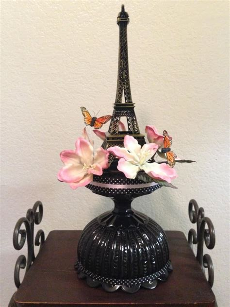 35 Eiffel Tower Table Decorations Ideas Table Decorating Eiffel Tower Centerpieces
