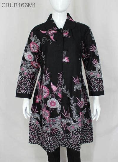 Tunik Bigsize Motif Bunga tunik kusuma jumbo motif akar blus panjang murah batikunik