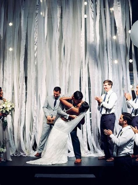 how to make a wedding backdrop rocking step by step tutorials