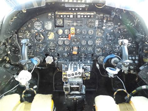 Avro Vulcan Interior by A Cold War Road Trip No3 Xm655 At Wellesbourne Mountford