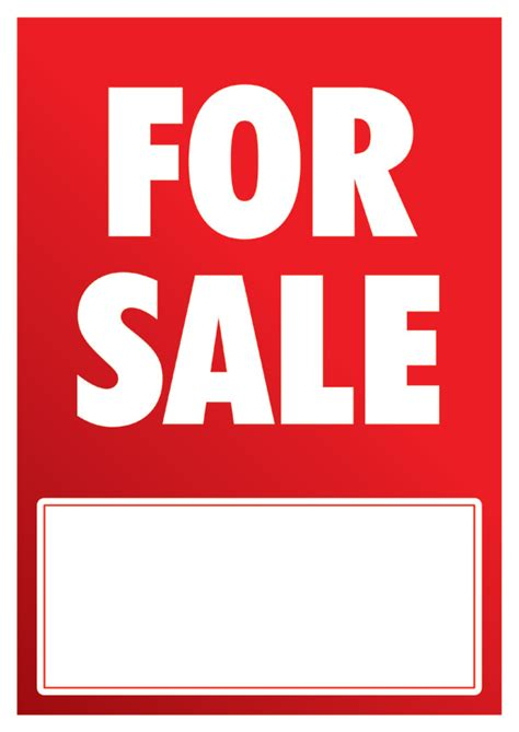 template for sale free car for sale sign to print pictures