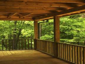 Wooden Patio Deck by Wood Patio Decks Images